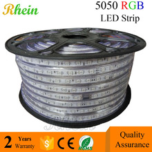 Alibaba Best Price Waterproof IP65 High Voltage 220v 5050 60led/m Flexible LED Strip Light