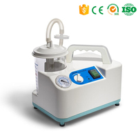 MY-I053 Portable phlegm suction machine with oil free pump