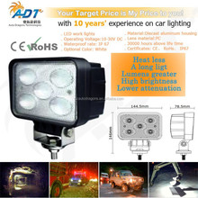 50W Off-road vehicle flood lights/spot lights/spot lights for concerts