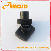 cnc machining mini wifi camera accessory, igital camera spare parts
