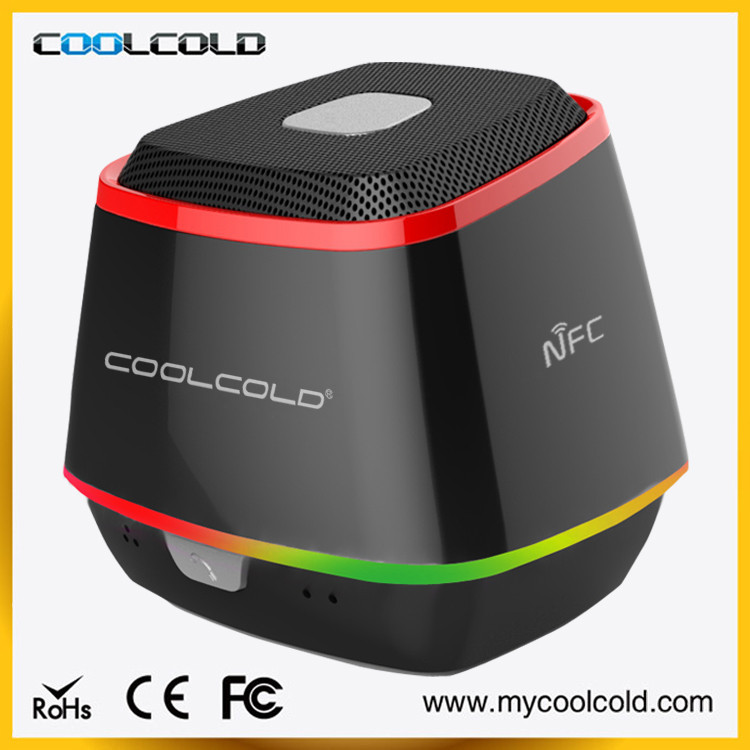 China supplier portable bluetooth wireless mini portable speaker , portable laptop mini speaker