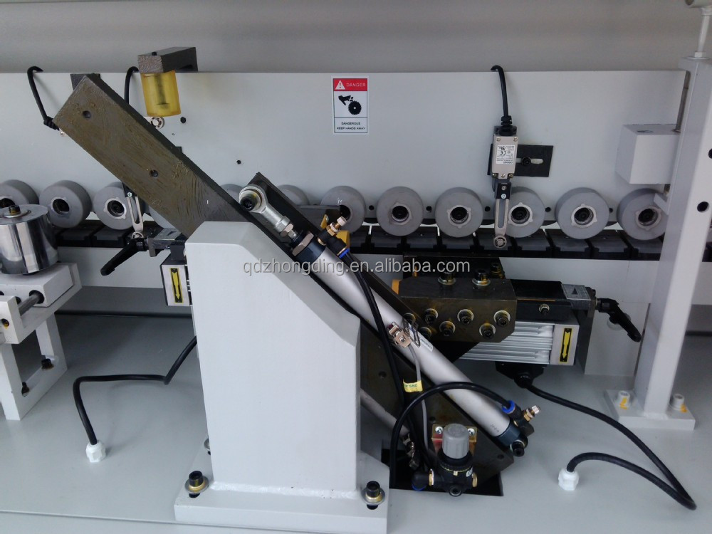 R7 Pre-milling full Automatic Edge Banding machine