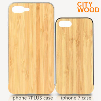 bamboo phone case with aluminium bumper