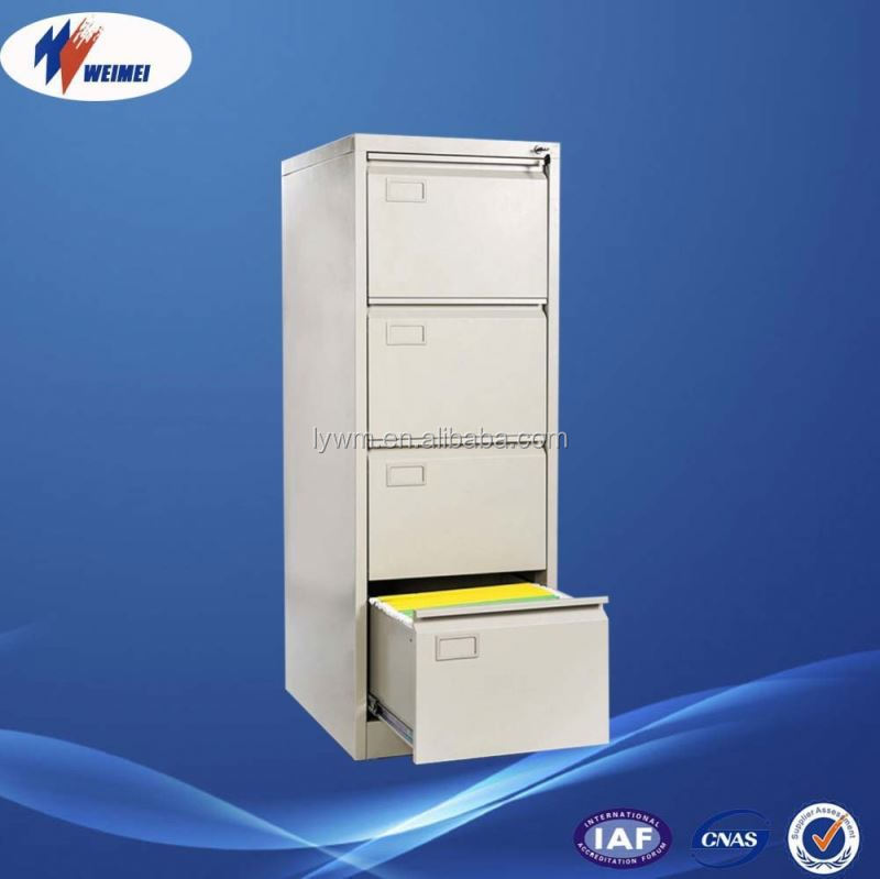 used utility high quality 4 drawer filing cabinet
