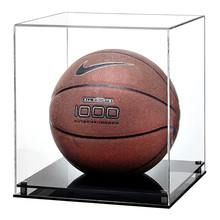 Custom Wholesale Acrylic Basketball Display Case