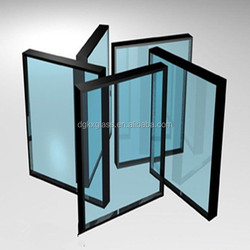 curtain wall/Tempered/Argon/Low-E Type and Hollow Structure vacuum insulated glass price