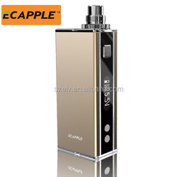 30w!!! mini box mod 2200mAh Box Mod Ecapple mini c30 caravela mechanical mod