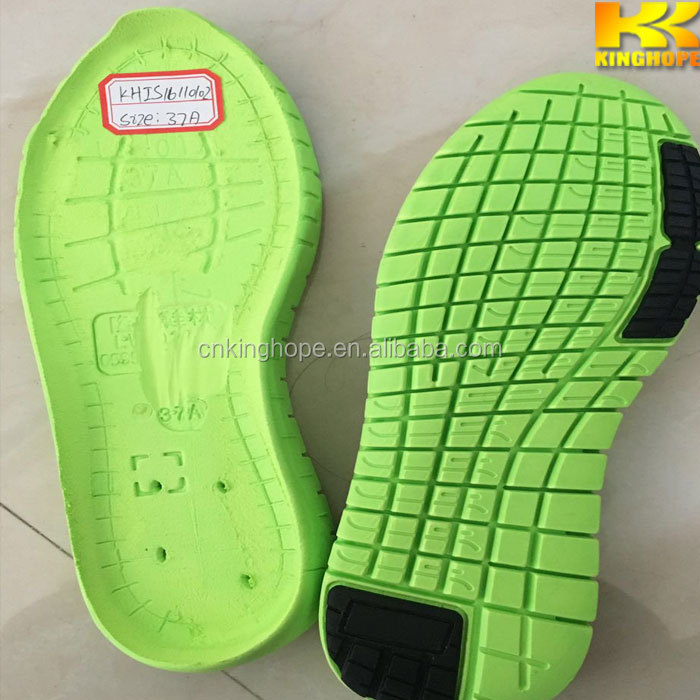 EVA foam soles for boot and casual soles Shoe Soles Made In China