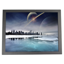 10 inch industrial 4-wire resistive touchscreen lcd monitor