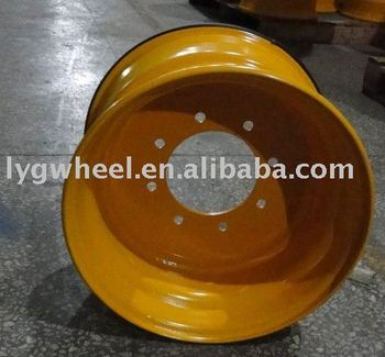 10.5x17.5 Skid Steer Loader Wheel
