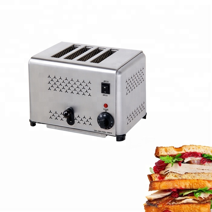 Commerical stainless steel rotating Toaster/custom logo Toaster/<strong>colored</strong> Toasters