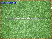 2013 China factory PVC fence top 1 Gargen willow colour available garden led willow tree