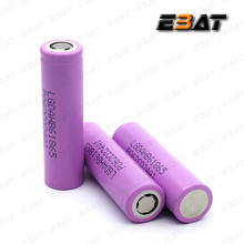 LG battery 18650 wholesale Alibaba LG HB6 1500mah 30A high discharge liion battery