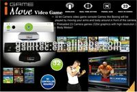 promote tv video game console/wireless tv game console