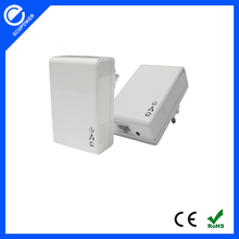 Best Price !Ethernet Wireless Powerline Adapter,200M HomePlugAV Wallmount 150M 802.11N