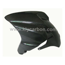 Carbon fiber front fender motorcycle fairing for Suzuki B-King 08-09