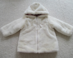 Baby's jacket with padding