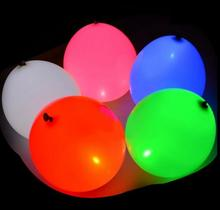 Alibaba express sell well in market LED latex illuminate balloon