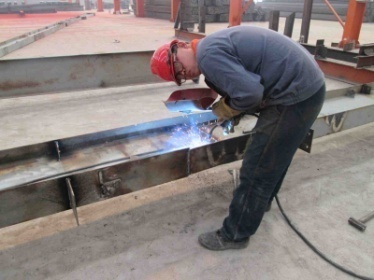 Welding-Steel Structure Building