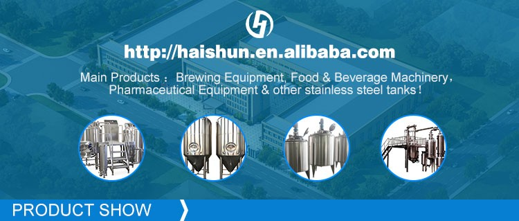 china wholesale high quality 10bbl fermentation tank