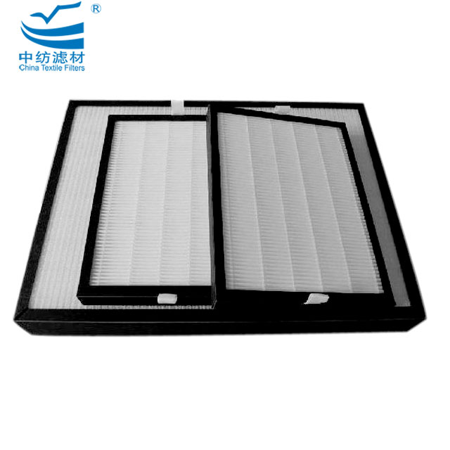 Vacuum Cleaner Hepa Filter H12 H14 Hepa Air Filter For Vacuum Cleaner