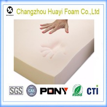 comfort memory foam mattress and sale raw material for foam mattress