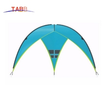 Fast Delivery Trade Assurance Solar Power Camping Tent For Sale