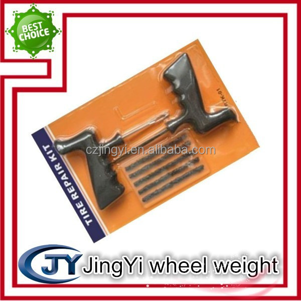 plastic t-handle tyre repair tools good used high quality