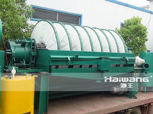 Industrial Lead Zinc Concentrate Dehydration Rotary Vacuum Drum Filter With Competitive Price