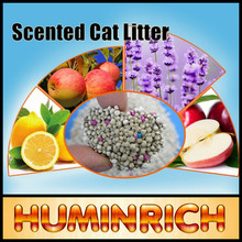 Huminrich Bentonite for Cat Litter+Animal Feed