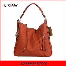 China suppliers women leather hobo bags / taobao purses handbags