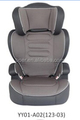 baby children car seat with ECE R44/04 certificate Gr2+3(15-36kgs)