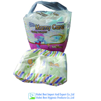 cheap price factory supplier Overnight dry surface super absorbent sleepy baby diapers