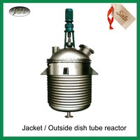 JCT Hot Sale raw material polyester resin reactor