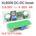 (step up power supply module ) XL6009 Adjustable dc to dc Step-up boost Power Converter Replace LM2577