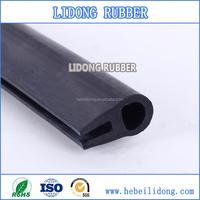 rubber soundproof boat window seals/weather stripping