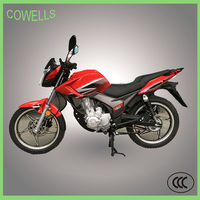 2015 High Quality new style 200cc 2 wheel Gas / Diesel Motorcycle