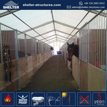 40 x 50 Surrey Historical Stable Australia Horse Riding Hall Marquees Tent For Sale