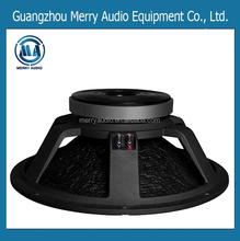 18 inch professional woofer speakers, 18 inch DJ speakers subwoofer, 18 inch pro audio speaker for cabinet