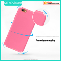 city&case candy color phone cover matte for iPhone 6 6s