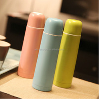 500ML Colorful Insulated Double Wall Stainless Steel Sport Thermos Water Bottle