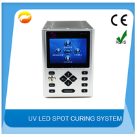 High intensity uv cure led curing system