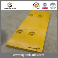 wheel loader base blades cutting edges segments for sale