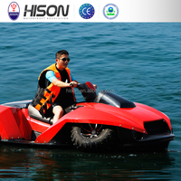 Hison latest generation sea snow dune buggy 1400cc ATV