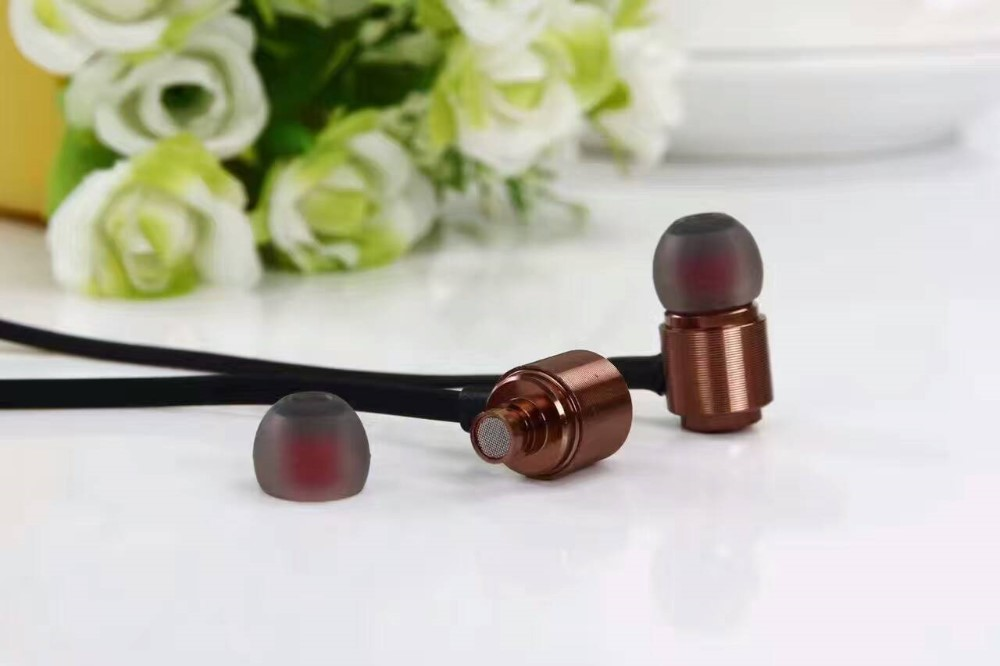 COKIKE BL-K310 Metal Magnetic Heavy bass Handset Wireless Bluetooth Small Sports In-Ear Stereo earpiece , Mobile phone headphone