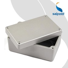 SAIP/SAIPWELL 125*80*55 New Design Customized OEM/ODM Manufacture China Factory Diecast Aluminum Box