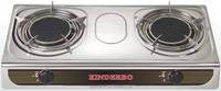 stainless steel panel infrared burner pellet stove for cooking
