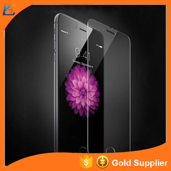 Wholesale mobile tempered glass screen protector for iphone 5s