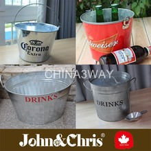 Manufacturer of Metal bucket Ice bucket