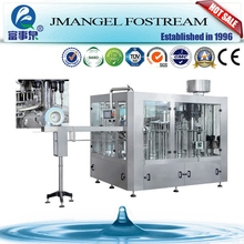 China manufacturer BV approved water filling machine distributor